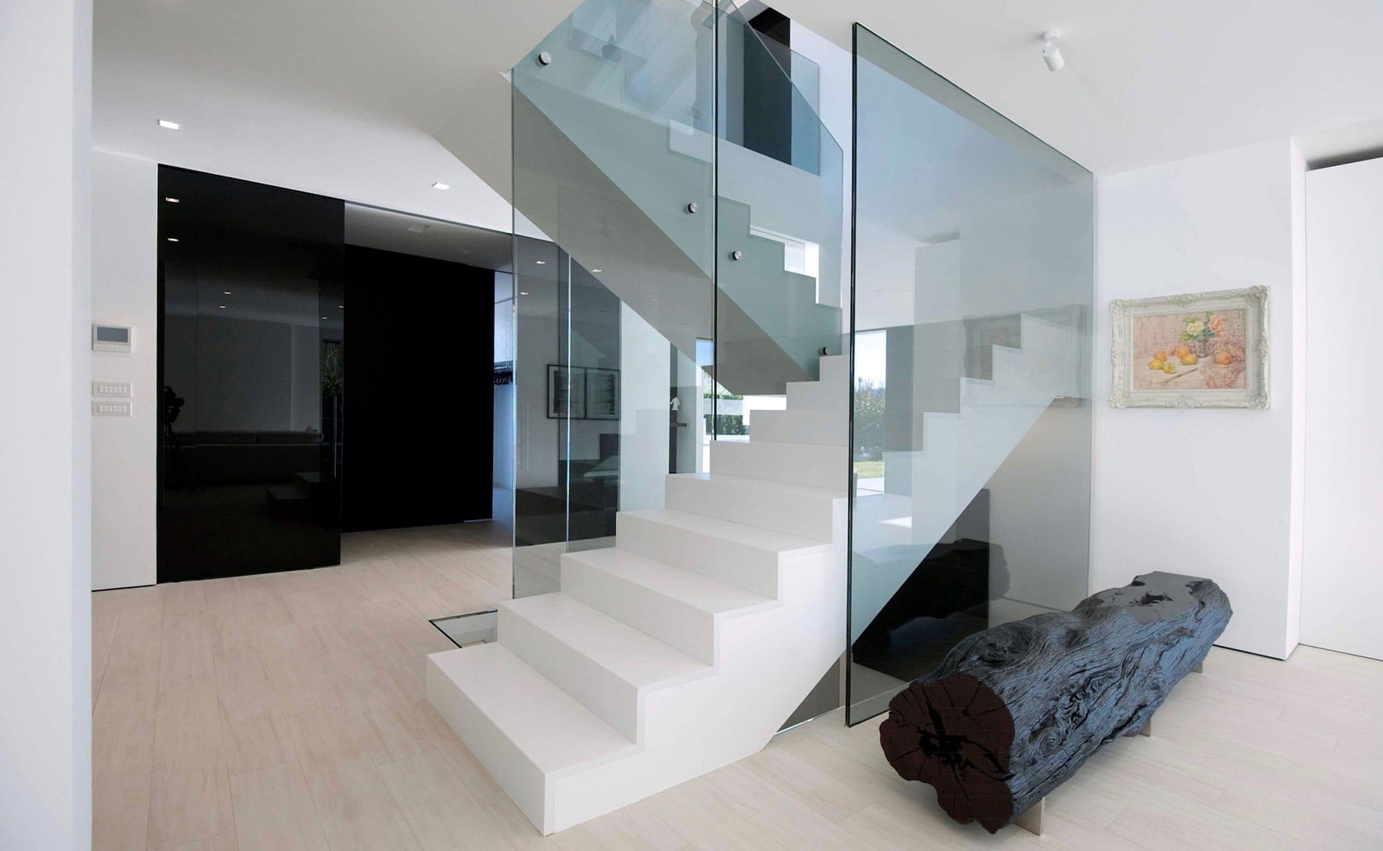 Porta Scorrevole Vetro Economica.Porte In Vetro Decorate E Soluzioni Di Design Henry Glass