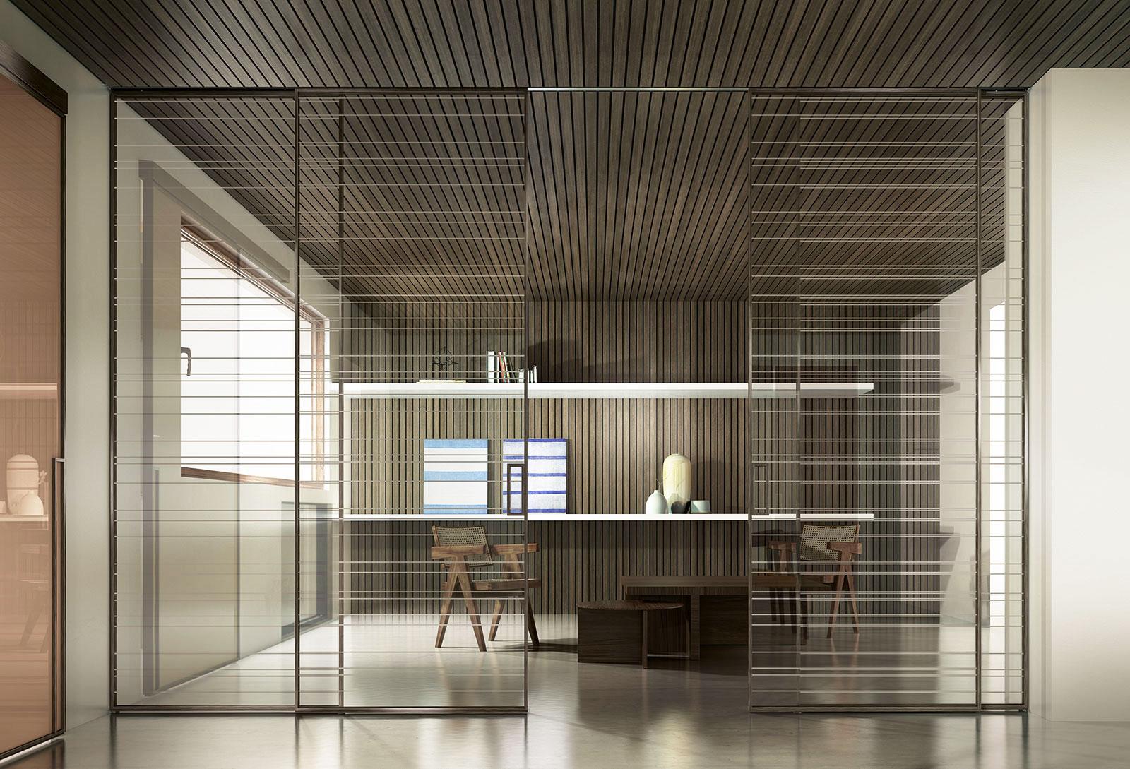 Casa moderna henry glass for Casa moderna vetrate
