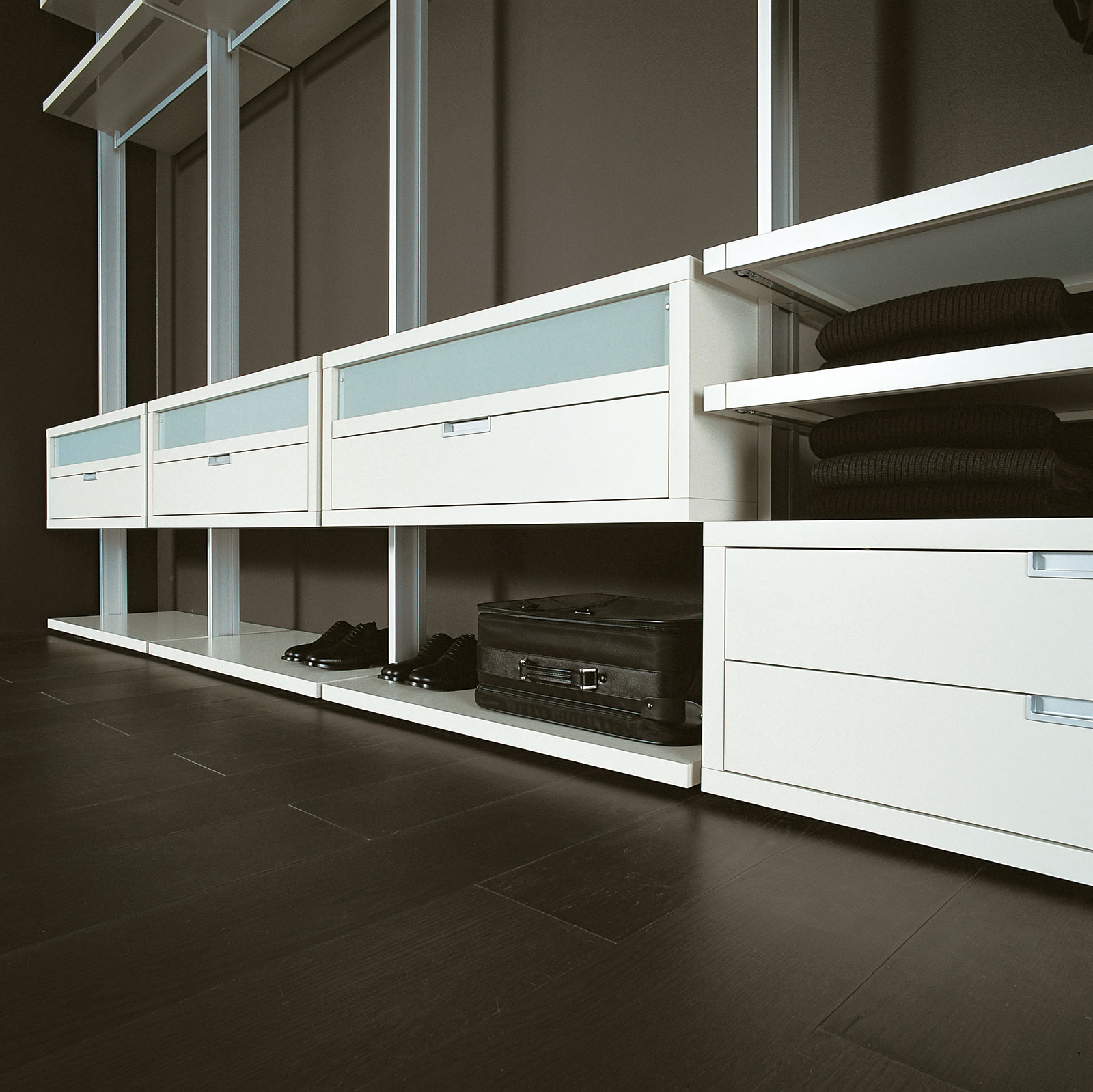 Cabina armadio su misura porte sistemi henry glass - Cabina armadio su misura ...
