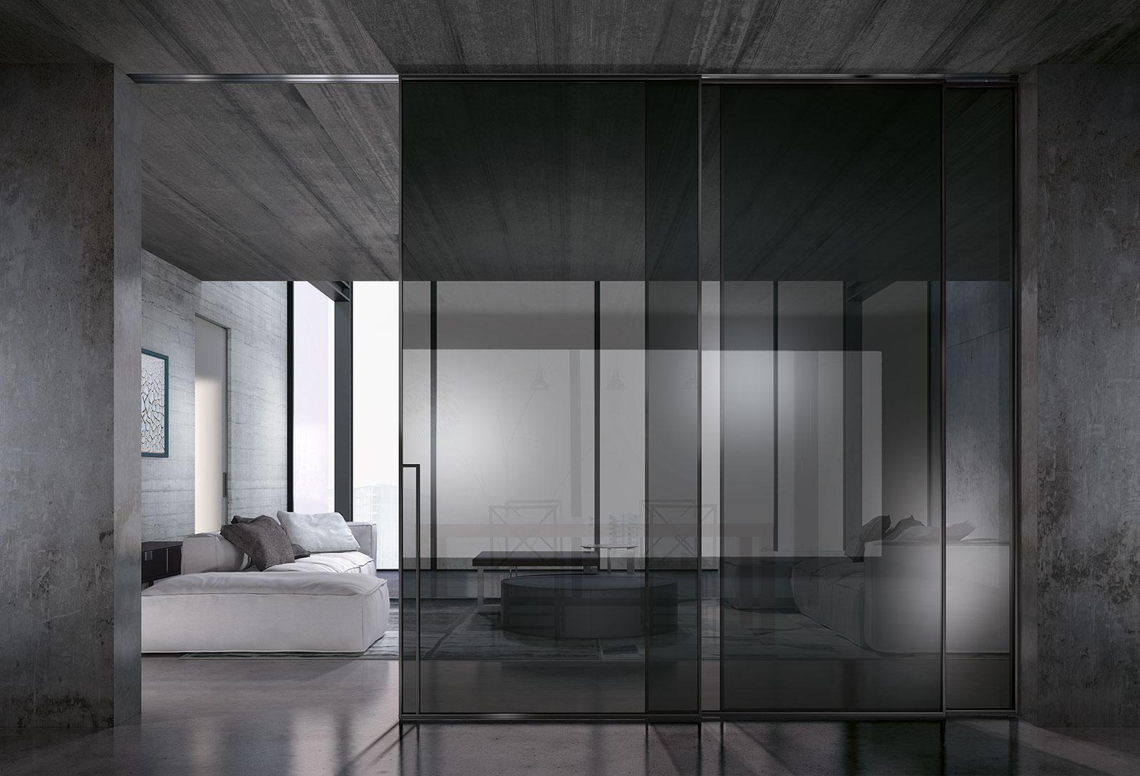 MANHATTAN - Porte & Sistemi | Henry glass