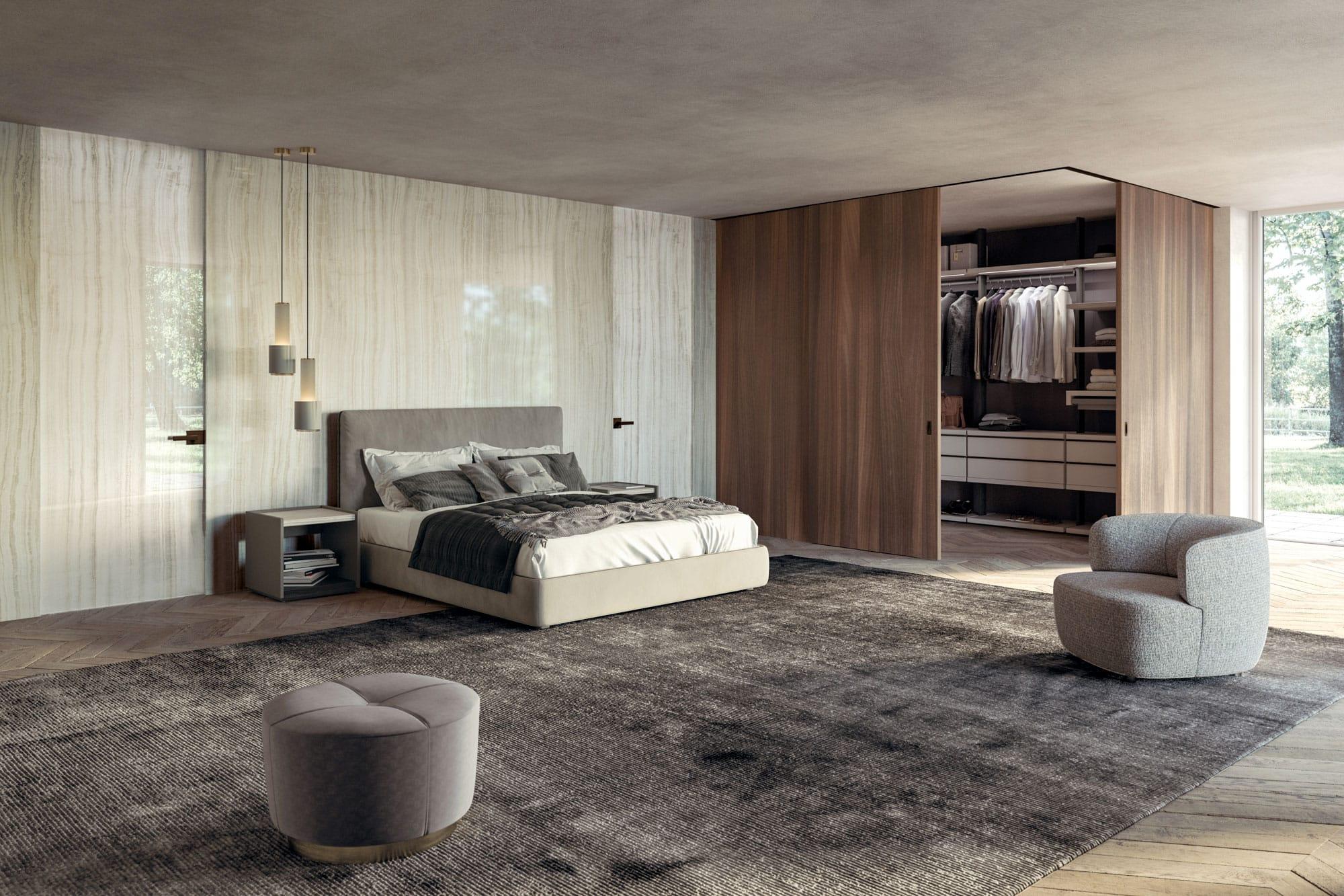 Armadio A Muro Design porte in vetro decorate e soluzioni di design | henry glass